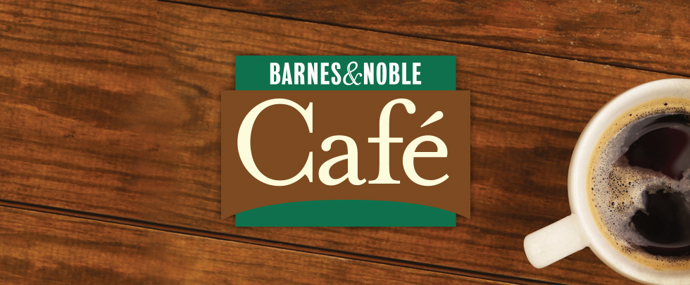 Picture of coffee mug. Barnes & Noble Cafe.